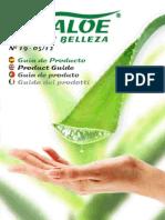92711678 Exialoe Catalogo Aloe Vera