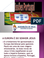 Ppt Portugal