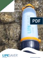 Lifesaver Bottle Data 2011