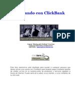 Como Trabajar Con Click Bank