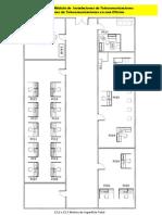 Ejercicio nº3 PCPI - Instalación de Telecomunicaciones en una Oficina II Curso 2012-2013