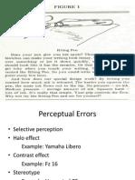 Perpetual Errors
