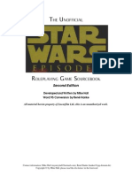phantom menace rpg for star wars