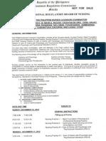 nle application sample form