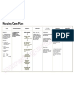 NursingCrib.com Nursing Care Plan Impaired Skin Integrity