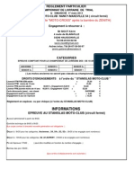 Trial Reglement Particulier 2013