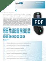 Multibio700 - Data Sheet