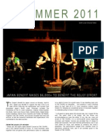 chapel newsletter summer 2011