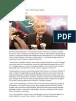 Palembang Bangun Monorel, Alex Dahului Jokowi