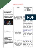 Revue de Presse (Du 21 Janvier Au 25 Janvier).2