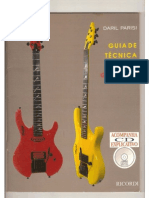 Guia de Tecnica Para Guitarra - Daril Parisi