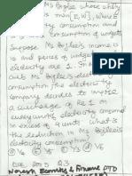 TEST BANK SOLUTIONS DSE ma economics entrance dse detailed  solution wokout 2005 q15