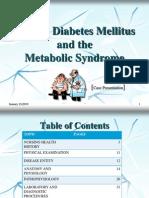 DM & Metabolic Disorder