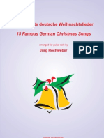 15 Famous German Christmas Songs for Guitar