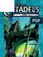 Citadels - regulament
