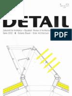DETAIL - Solar Architecture Nr. 6 [2002]