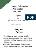 Bahan Logam