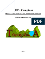 Apostila Topografia a 2009 PUCcampinas