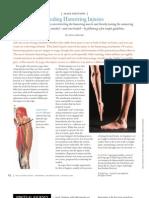 Healing hamstring injuries