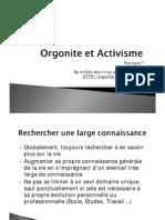 Orgonite et Activisme - Pourquoi