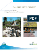 Ecological Site Development