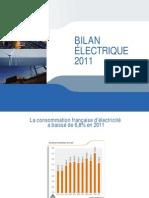 2012 01 19 RTE Bilan Electrique 2011 Pres