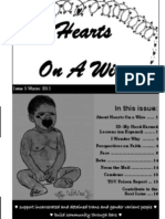 hearts on a wire - newsletter 5