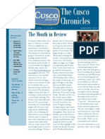 Newsletter 2009 January