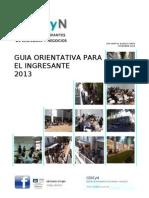 Guia 2013