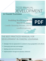"Camille Manning-Broome - ""Best Practices Manual for Development"""
