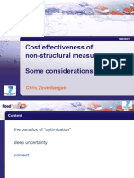"Chris Zevenbergen - ""Cost Effectiveness of Non-Structural Measures"""