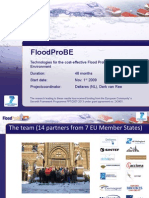 "Derk van Ree - ""Technologies for the cost-effective Flood Protection of the Built Environment"""
