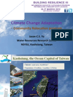 "Jason Yu - ""Climate Change Adaptation"