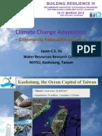 """Jason Yu - """"Climate Change Adaptation"""