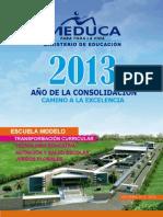 Revista MEDUCA 2013