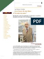 Revista Prensa Libre, Jorge Montes