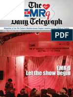 The EMR9 Tunisia daily telegraph (1st edition)