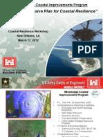 """Tom Smith - """"Mississippi Coastal Improvements Program"""""""