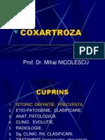 Coxartroza