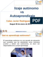 Autoaprendizaje vs AA