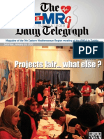 The EMR9 Tunisia daily telegraph (2nd edition)
