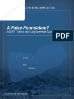 A False Foundation