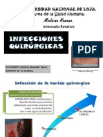 Infecciones Qx