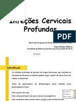 infeccoes cervicais profundas