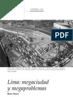 Lima Megaciudad Rafael Garcia - Que Hacer