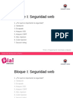 Bloque1 - Seguridad Web