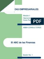 01. Finanzas Empresariales Sesion i
