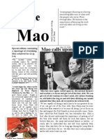 Mao Newspaper