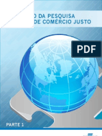 Relatório de Comercio Justo parte 1