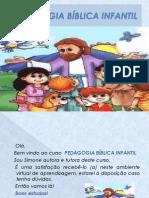 PEDAGOGIA BIBLÍCA INFANTIL2